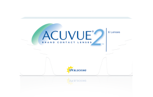 עדשות מגע דו-שבועיות Acuvue 2