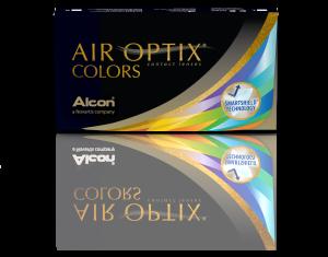 עדשות מגע חודשיות Air Optix Colors