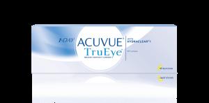 עדשות מגע יומיות 1-Day Acuvue TruEye