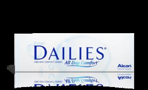 עדשות מגע יומיות Focus Dailies All Day Comfort פוקוס דייליס
