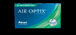 עדשות מגע חודשיות Air Optix for Astigmatism – צילינדר