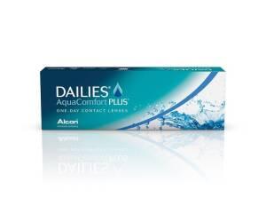 עדשות מגע יומיות Dailies AquaComfort Plus