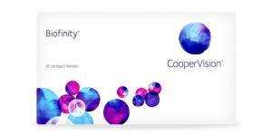 עדשות מגע CooperVision Biofinity