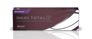 עדשות מגע יומיות Alcon Dailies Total 1 Multifocal